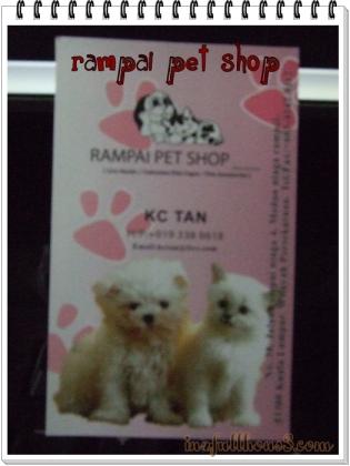 Rampai Pet Shop